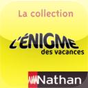 L'Enigme des vacances, des histoires ludiques, pour tester ses connaissances par le jeu mobile app icon
