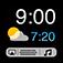 myClockRadio5 - 目覚まし時計、ラジオ、天気予報表示(Deezerも含む)